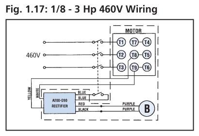 [ZSVE_7041]  Item # G3F50N040-BBR4S, G3 High Torque AC Gear Motor with Brake On Oriental  Motor USA | Brake Motor Wiring Diagram |  | Stepper Motors - Oriental Motor