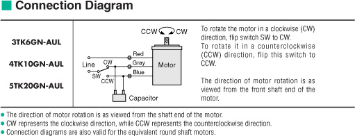 item 3tk6gn aul 3gn3ka discontinued product on oriental motor connection diagram