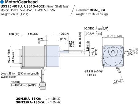 Oriental Motor 3GN50KA