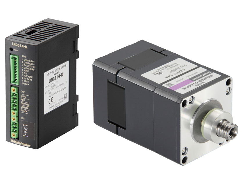 Drl60 05a4p Kb Compact Linear Actuator And Driver