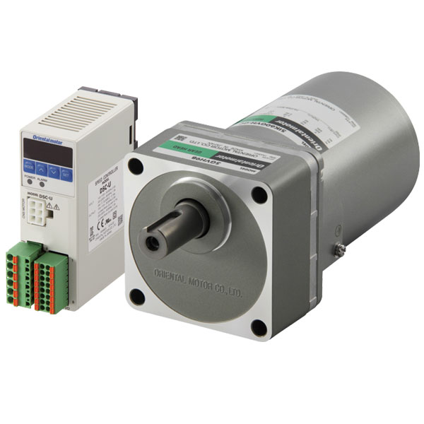 Dsci560ua 25av 60 W 1 12 Hp Ac Speed Control Motor And
