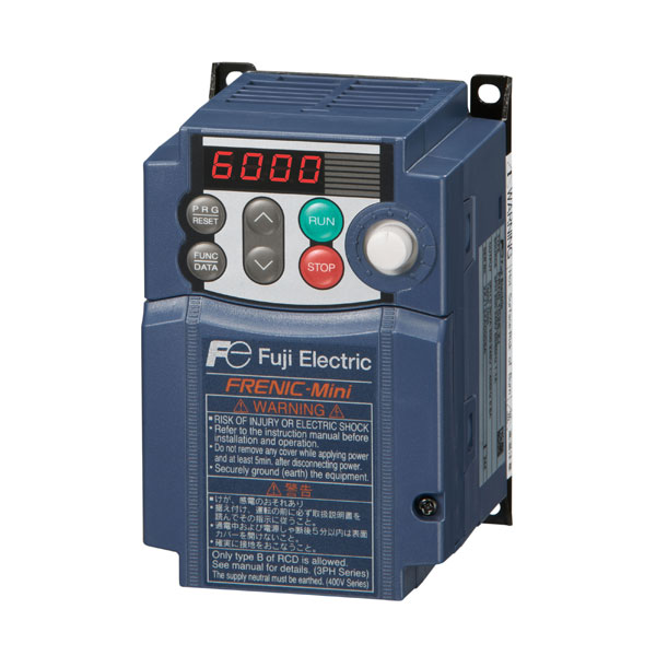 Fuji Electric 1 8 Hp Frenic Mini C2 Inverters Vfd