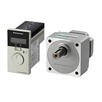 200 W (1/4 HP) BMU Series Brushless DC Motor