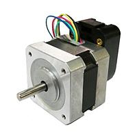 Step motor encoder