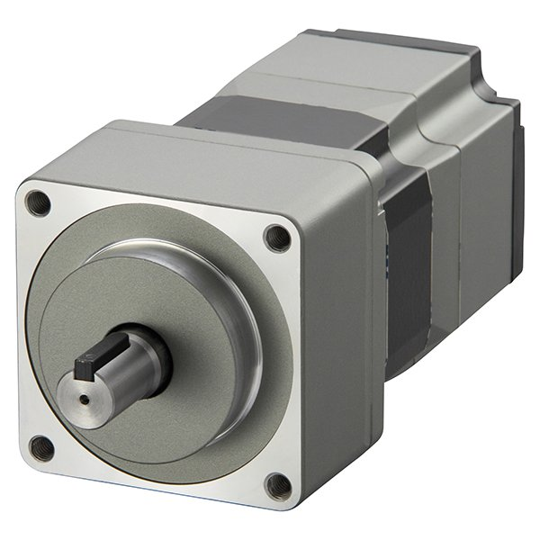 AZM98AC-PS5 3.54 in. (90 mm) Stepper Motor with Absolute Mechanical Encoder