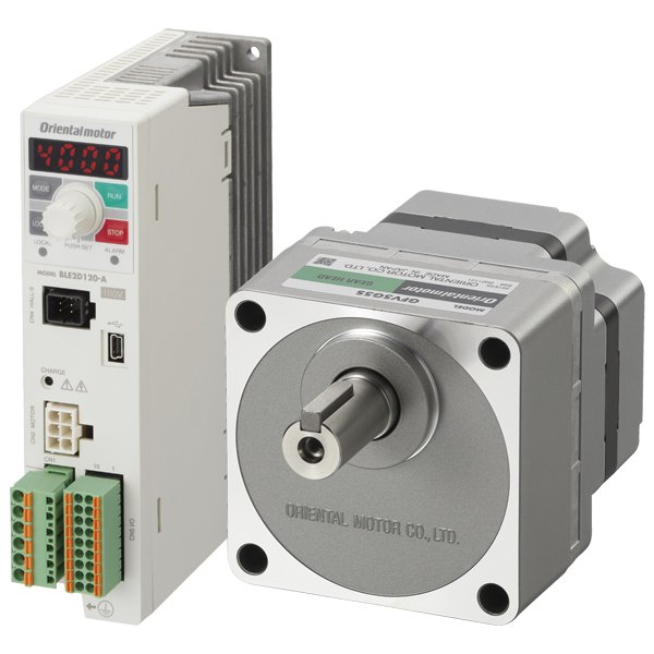 Blm5120hp 5s ble2d120 a 120 w 1 6 hp brushless dc for Brushless dc motor speed control