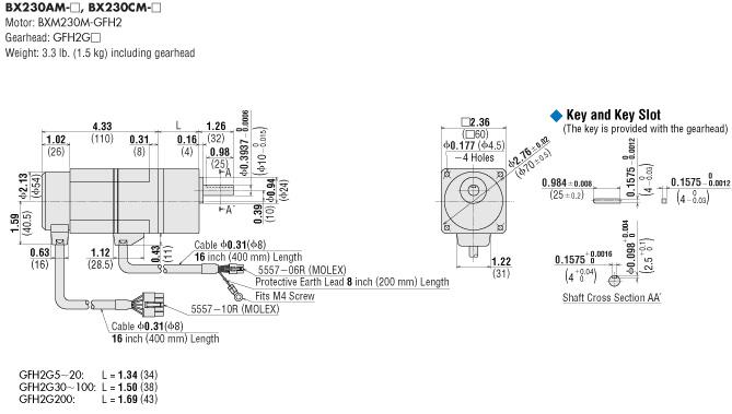 item   bx230cm