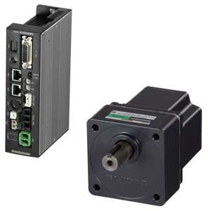 BLV Series brushless DC parallel shaft gear motor and driver
