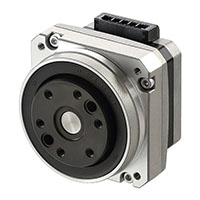 New 51 mm (2.0 in.) Frame Size Harmonic Gear Available for 1.8° Flat Type PKP Series Stepper Motors