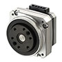 Flat Stepper Motor with Gear